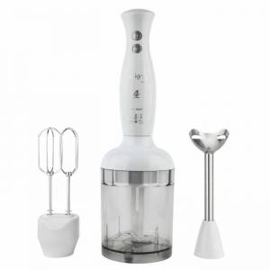 KING P 949 AS�STO M�KSER BLENDER RONDO SET�