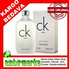 Calvin Klein One EDT 100 ml Unisex Parf�m