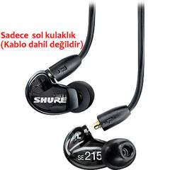 Shure SE215 Earphones Sound Isolating SE215-K-LE