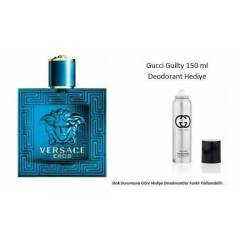 Versace Eros For Men EDT 200 ml