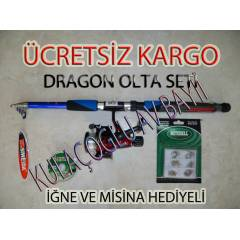 3 B�LYALI DRAGON OLTA TAKIM SET�
