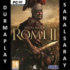 Total War Rome 2 II Global Steam CD Key EU