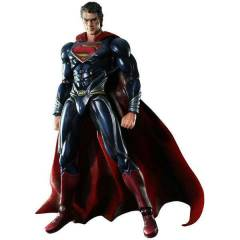 Square Enix Man of Steel P.A Kai Superman Fig�r