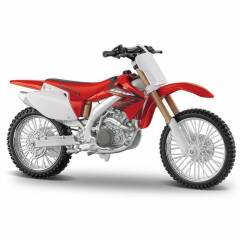 Maisto 1:12 Honda CRF450R Model Maket Kit Motor