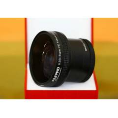 RAYPRO HD 0.25x Fisheye + Makro lens N 18-55mm