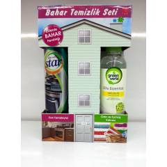 GREEN WORLD BAHAR SET� FIRIN TEM.+KUMA� KOKUSU