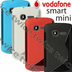 VODAFONE SMART MINI  KILIF 875 TERMOPLAST�K SOFT