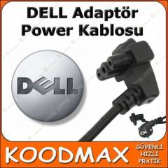 Dell Adapt�r Power Kablosu - 3 Pin G�� Kablosu