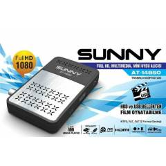 Sunny AT-14850 FULL HD PVR Mini Uydu Al�c�s�