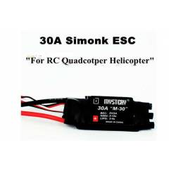 30A SimonK ESC For RC Quadcotper 4 adet