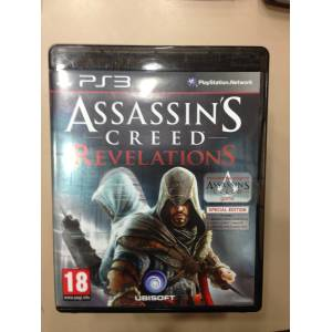 PS3 ASSASSINS CREED REVELATIONS TEM�Z KA�MAZ