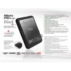 Next Minix HD Black Plus Full HD1080p Uydu Al�c�