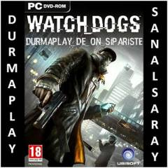Watch Dogs Standart Edition UPlay CD Key EU PC