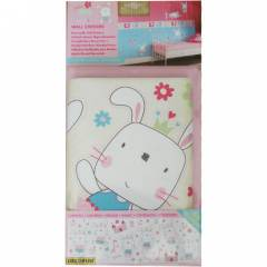 Decofun Funny Bunny Wall Stickers