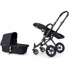 Bugaboo Cameleon 3 Bebek Arabas� All Black