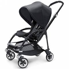 Bugaboo Bee �ift Y�nl� Bebek Arabas� All Black