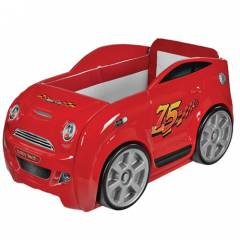 Baby Tech 131 Mini Car Bebek Be�i�i  K�rm�z�