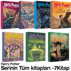 Harry Potter Asa Serisi-7 Kitapl�k Tam Set-179TL