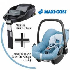 Maxi Cosi Pebble Oto Koltu�u + Family Fix Baza B