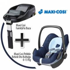 Maxi Cosi Pebble Oto Koltu�u + Family Fix Baza D