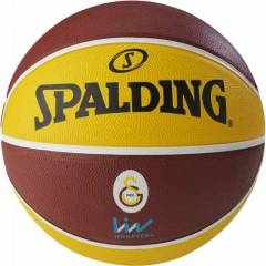 SPALDING EUROLEAGUE GALATASARAY BASKETBOL TOPU T