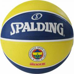 SPALDING EUROLEAGUE FENERBAH�E BASKETBOL TOPU L