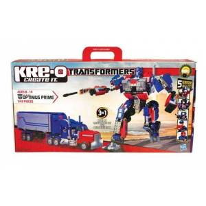 Kre-O Transformes Optimus Prime 542 Par�a