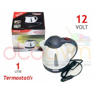 Carub Su Is�t�c� KETTLE Termostatl� 12 Volt BR29