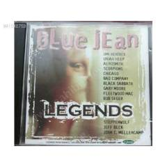 BLUE JEAN   LEGENDS (Kar���k )  CD ALBUM  2.EL