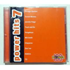 POWER HITS 7  CD ALBUM  2.EL