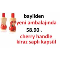 Cherry Handle Kiraz Sapl� YEN� AMBALAJINDA