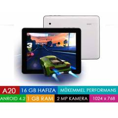 8'' TABLET PC ANDROID 4.2 ��FT KAMERA 16 GB WIFI