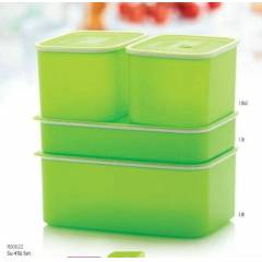 Tupperware D�rtl� Ye�il Su Set