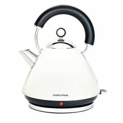Morphy Richards 43687 Beyaz Piramit Su Is�t�c�s�