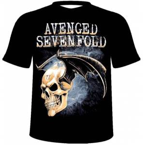 Avenged Sevenfold Ti��rt(10)