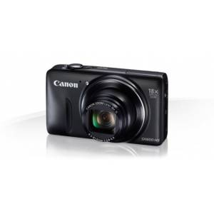 CANON POWERSHOT-SX600HS COM 16MP 18X 3`` HD
