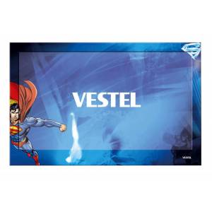 Vestel CARTOON 22VF5012 56 EKRAN Superman LED TV