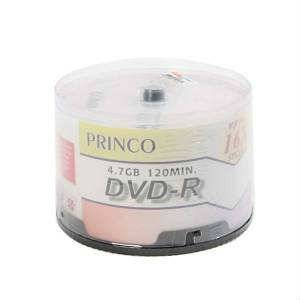 PRINCO BO� DVD R 16X 4.7GB 50 ADETLIK BOX KUTU