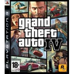 GRAND THEFT AUTO GTA 4 GTA4  PS3 OYUN
