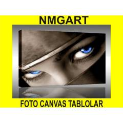 FOTO�RAF CANVAS (KANVAS) TABLOLAR