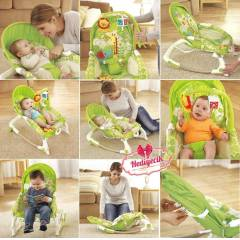 Fisher Price Aslanc�kl� Anakuca�� Ve Sallanan