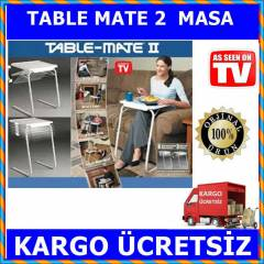 TABLE MATE 2  LAPTOP  ERGONOM�K �ALI�MA MASASI