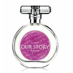 AVON BAYAN PARF�M OUR STORY 50 ML