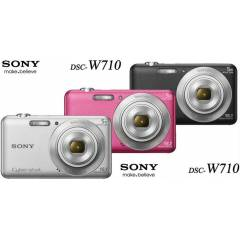 SONY DSC W710 16.1 MP+5X ZOOM FOTO�RAF MAKiNES�