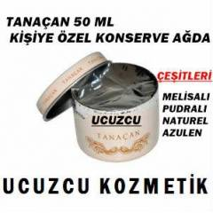 Tana�an Tek Kullan�ml�k Konserve Sir A�da 50ml