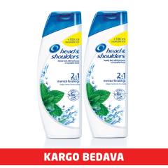 Head & Shoulders 2'si 1Arada �ampuan