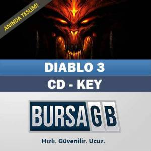 Diablo 3 Reaper of Souls EU D3 ROS CD KEY