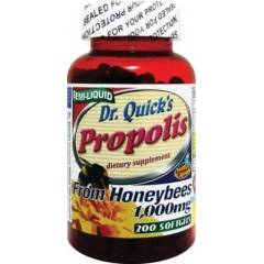 DR.QUICK'S PROPOLIS 1000mg 100 Softgels