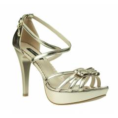 Women Shoes 979Z Alt�n/dore Ayakkab�