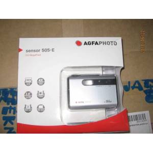 AGFAPHOTO 505-E 5MP Dijital Makine KARNE HED�YES